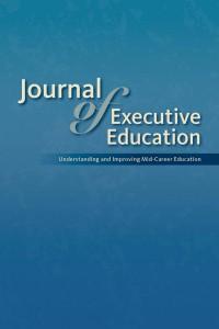 journalofexecutiveeducation